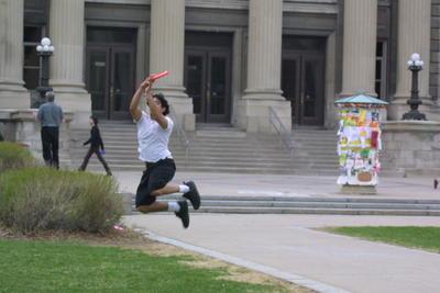 ACM Frisbee