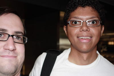 Jesse and Tay Zonday