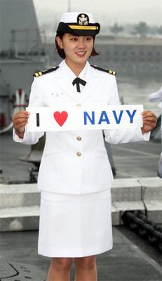 Golfer Choi Na-yeon to Promote Korean Navy