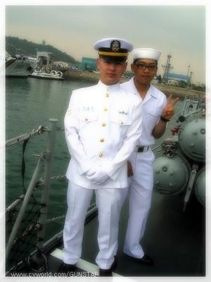 R.O.K NAVY Uniform